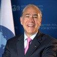 Official Portrait of the Secretary-General of the OECD, Angel Gurría.